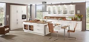 L Küche Kaufen : chalet 885 wei matt moderner landhaus stil nobilia k chen ~ Markanthonyermac.com Haus und Dekorationen