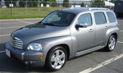 Chevrolet Hhr Problems by Chevrolet Hhr Problems At Truedelta Repair Charts By Year