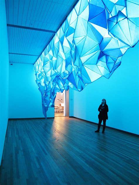 A Glowing Iceberg