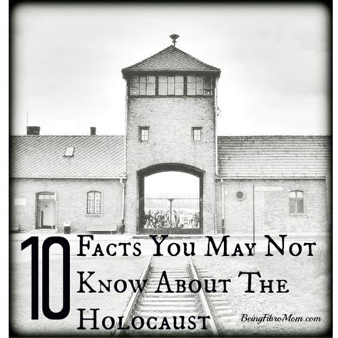10 facts you may not know about the holocaust