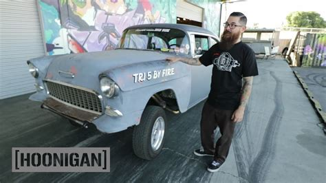 hoonigan cars real life hoonigan dt 036 chase 39 s 1955 chevy may have some wheel