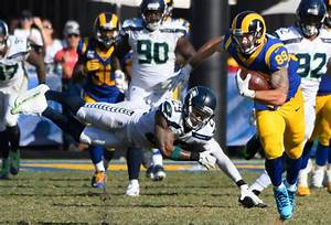 Photos: Los Angeles Rams are defeated by the Seattle ...