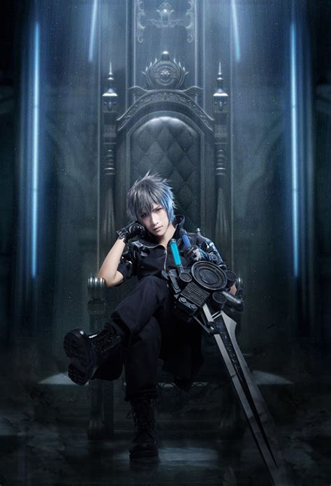 Final Fantasy Xv Phone Wallpaper Final Fantasy Xiii Noctis Cosplay And Costume On Behance