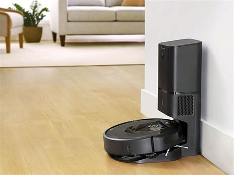 Product Of The Week Roomba I7 With Automatic Dirt Disposal product of the week roomba i7 with automatic dirt disposal