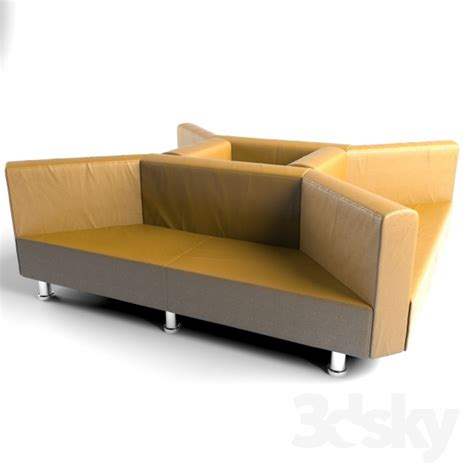 Waiting Area Sofa by 3d Models Sofa Sofa In The Waiting Area