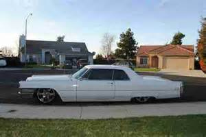 Bagged 1965 Cadillac Coupe Deville