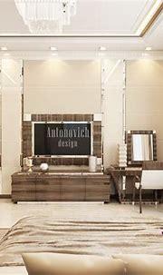 Modern Luxury bedroom interior - luxury interior design ...