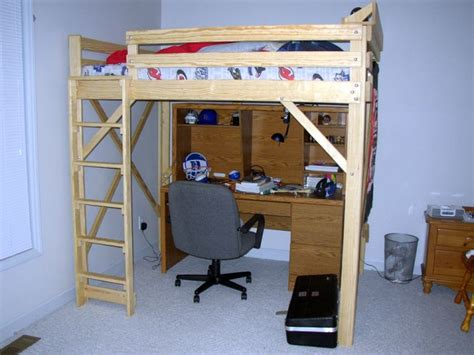 Desks With Storage For Adults by Edgy Loft Beds With Desk Design Ideas