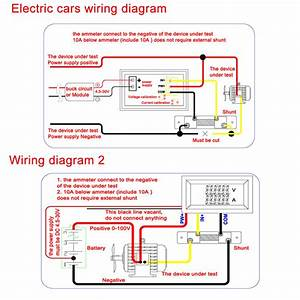 Wiring Diagram For 100015 Amp  V Meter  U2013 Drok Blog