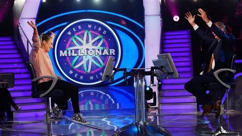 Er saß diesmal eigentlich im publikum. Wer wird Millionär?: HIER alle Fragen vom 5. Oktober ...