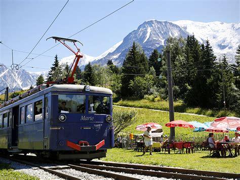 tramway du mont blanc seilbahnen gervais les bains