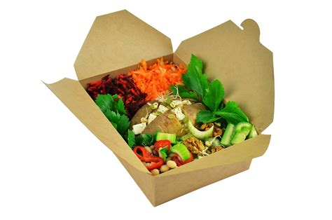 cuisine box compostable food