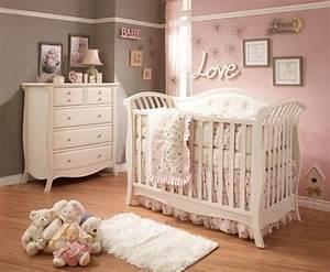 Baby Kinderzimmer Gestalten : habitaciones de bebe 26 ideas que te conquistaran ~ Markanthonyermac.com Haus und Dekorationen