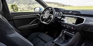Audi Q3 Interior Pictures