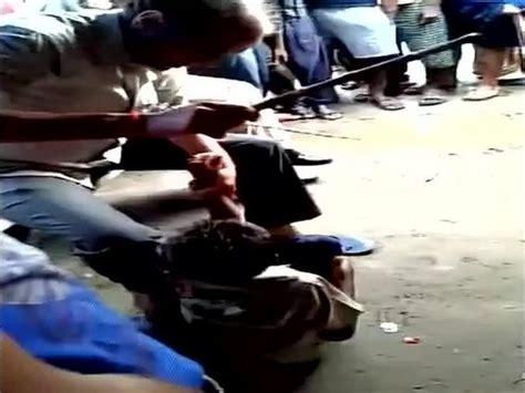 cops suspended  brutally beating  children