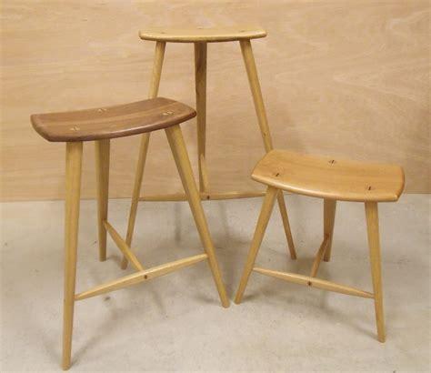 legged stool woodworking plans zine