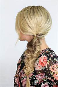 Four Basic Fishtail Styles Twist Me Pretty