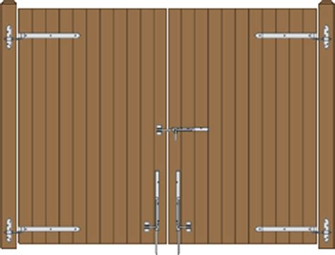 gate plans dumpster gates solid board gates