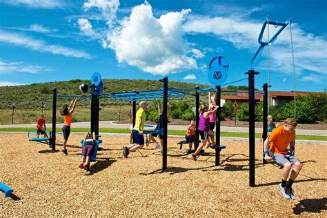 fitness park siege social outdoor fitness circuit equipment jungle fitness