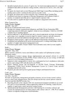 business consultant resume berathen