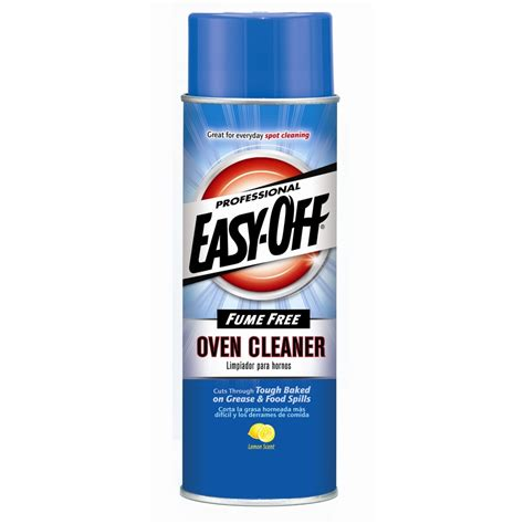 Shop Easy Off 24oz Spray Oven Cleaner At Lowescom