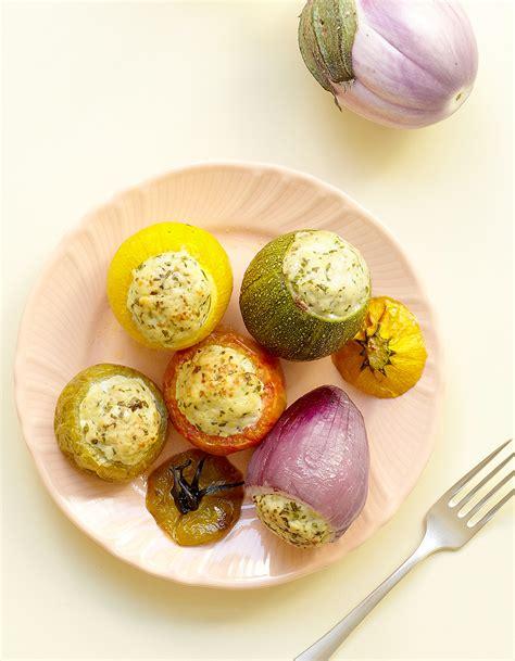 recette de cuisine cubaine petits légumes farcis au poulet pour 4 personnes
