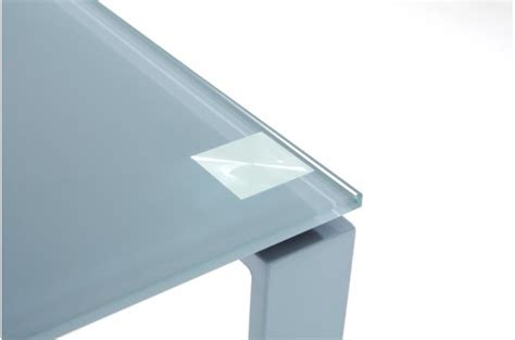 bureau verre et acier bureau acier et verre gris 160cm etokia design sur sofactory
