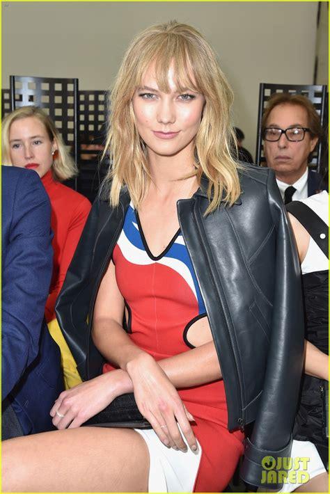 Miranda Kerr Karlie Kloss Buddy Louis Vuitton