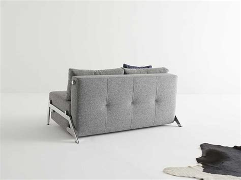 Sleeper Sofa Rochester Ny by Light Grey Fabric Upholstered Contemporary Convertible