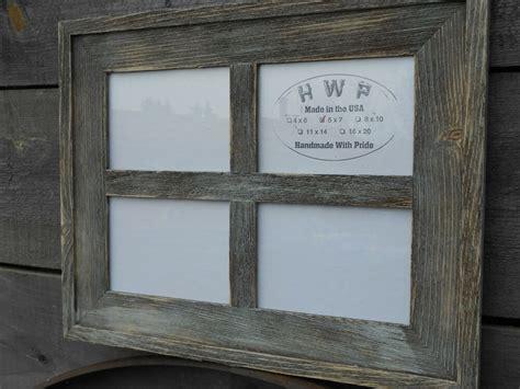 4x6,5x7 Picture Frame,old Barn Wood,aged Barn Board,window
