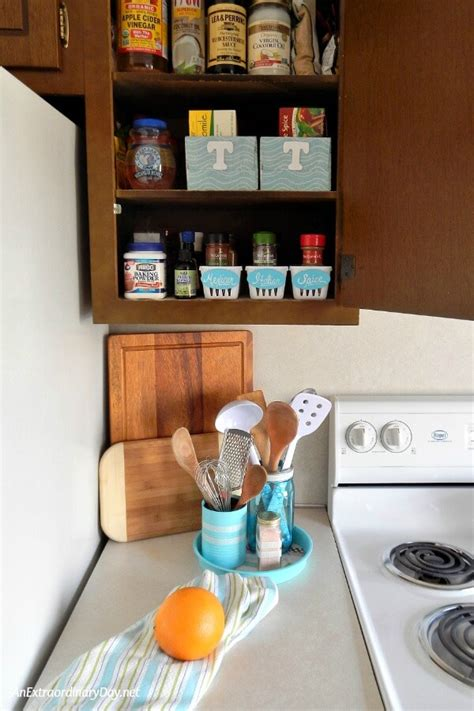 chaotic kitchen cabinets easy terrific organizer ideas