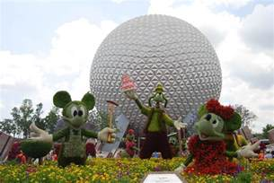 Disney World Orlando Epcot
