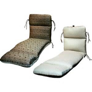 mazoni mint reversible chaise lounge cushion walmart com