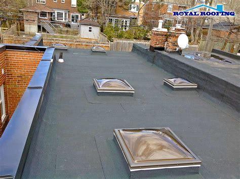 Flat Roof :  Best Contractors In The Gta