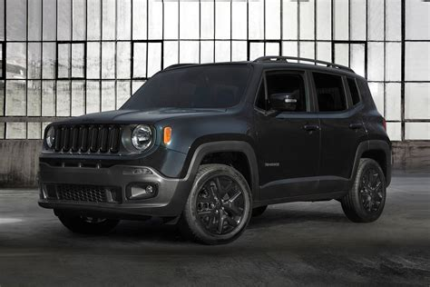 2018 Jeep Renegade Suv Pricing  For Sale Edmunds