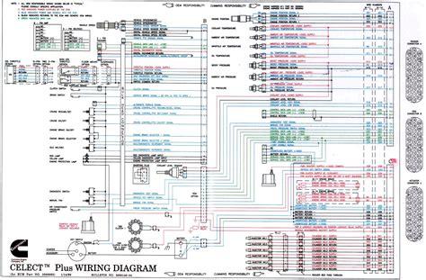 Cummins Celect Plus Ecm Wiring Diagram Gallery