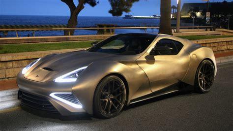 The Vulcano Titanium Is A 670bhp, 220mph Italian Supercar