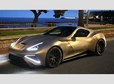 The Vulcano Titanium is a 670bhp, 220mph Italian supercar