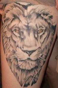 30 Lion Tattoo Designs for Men