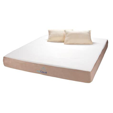 king memory foam mattress mycloud 10 quot eastern king gel memory foam mattress
