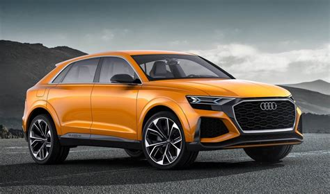 Audi Rs Q8 To Lead Their Performance Sport Suv Charge