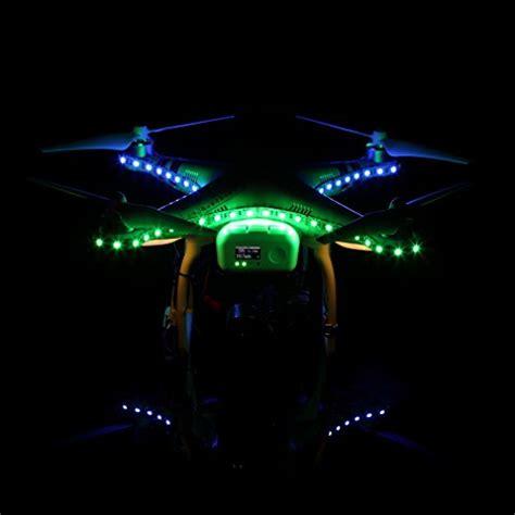 drone lights at night colorful led strip light for drone dji phantom 3