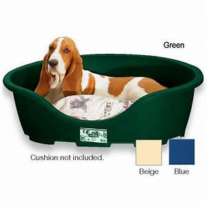 chew resistant dog bed reviews With chew proof outdoor dog bed