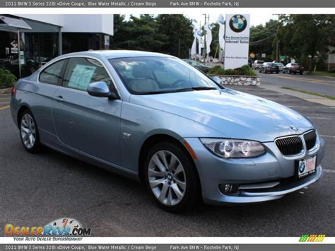2011 Bmw 328i Coupe by 2011 Bmw 3 Series 328i Xdrive Coupe Blue Water Metallic