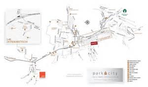 Park City Utah Map