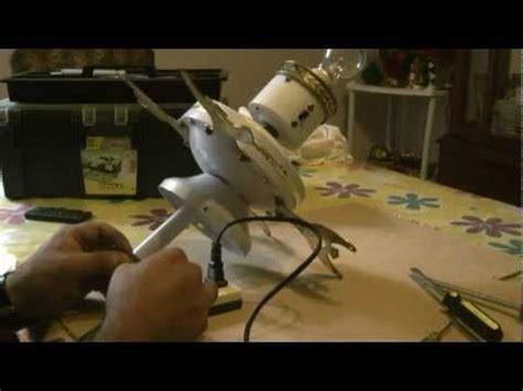 reparaciones domesticas reparando el ventilador aereo parte 1 youtube