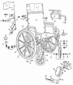Electric Mobility Scooter Wiring Diagram Diagram Auto Push Rim Wheelchair