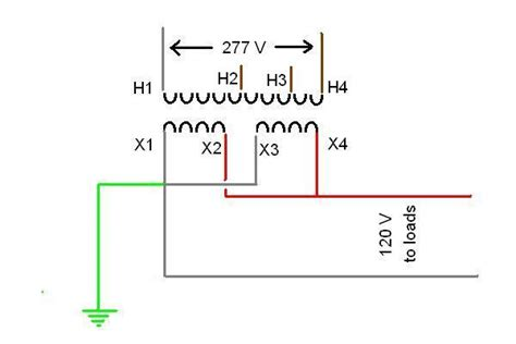 step transformer wiring diagram 36 wiring diagram