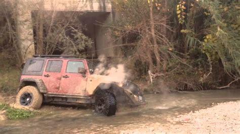 Jeep Wrangler Jk Unlimited 38 V6 Offroad 37'' Youtube