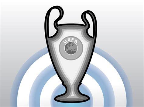 Champions League Cup Vector Vector Art & Graphics   freevector.com